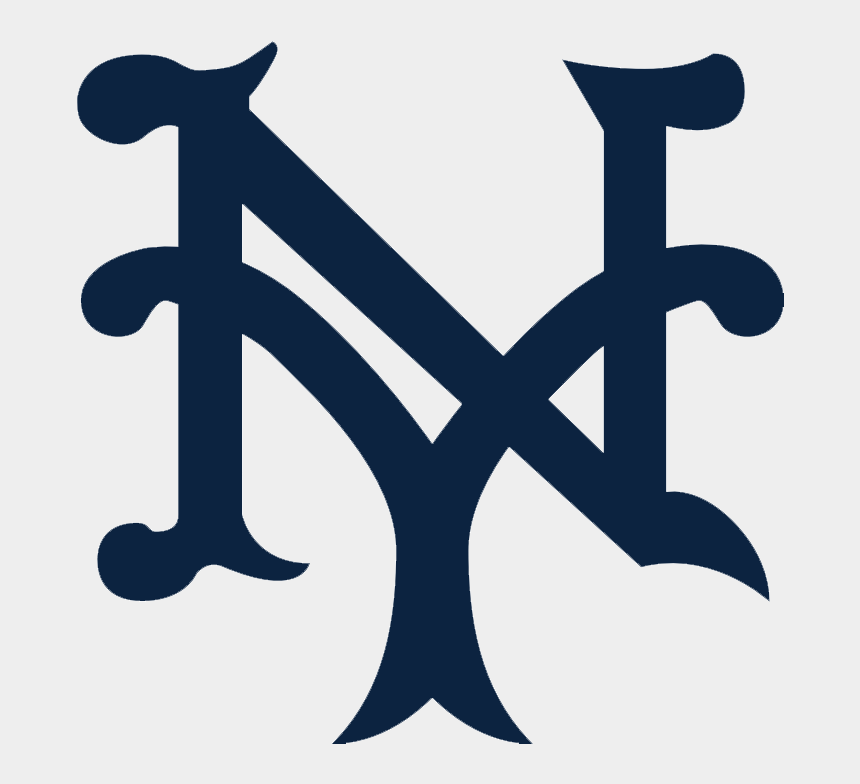 new york clipart, Cartoons - New York Giants Clipart Blue - New York Knickerbockers Baseball Logo