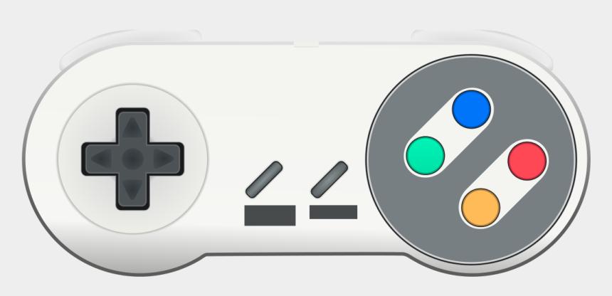 video game controller clip art, Cartoons - Clip Library Stock Nintendo Controller Clipart - Super Nintendo Controller Png