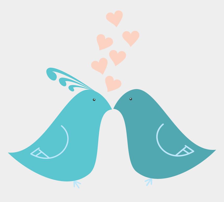 love clip art, Cartoons - Download Love Birds Png Clipart - Love Birds Transparent