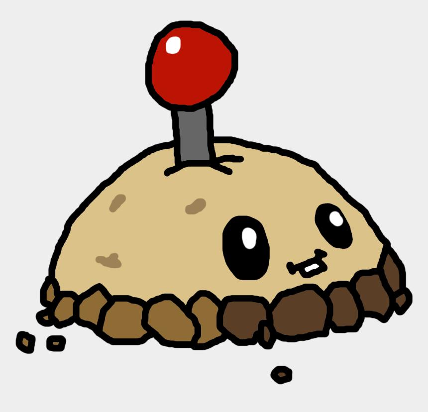 potato clip art, Cartoons - Potatoes Drawing Plant Vs Zombie Transparent Png Clipart - Draw Plants Vs Zombies Potato Mine