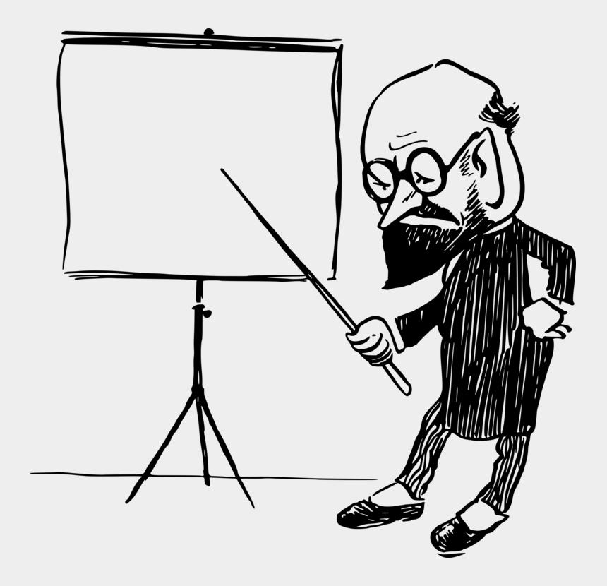 clip art teacher, Cartoons - Drawing Line Art Teacher Cartoon School - Animated Black And White Clipart Teacher