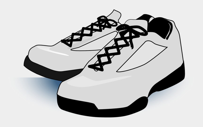 sneakers clipart, Cartoons - Shoes Boots Leather - Shoes Clip Art