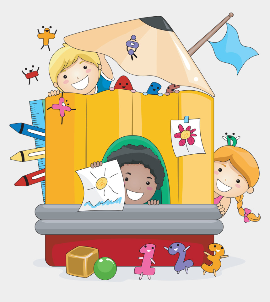 learning clip art, Cartoons - What To Expect Kids Learning, School Clipart, Student - Regreso A Clase Preescolar