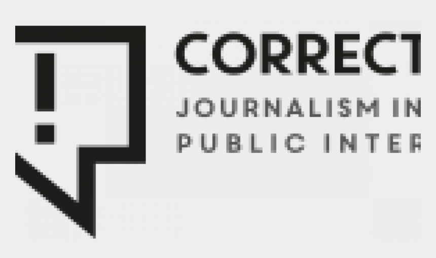 Correctiv Logo Eng, Cliparts & Cartoons - Jing.fm