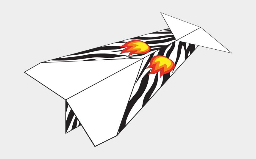 instructions clipart, Cartoons - Print Template, Folding Instructions, And Flight Infosave - Illustration