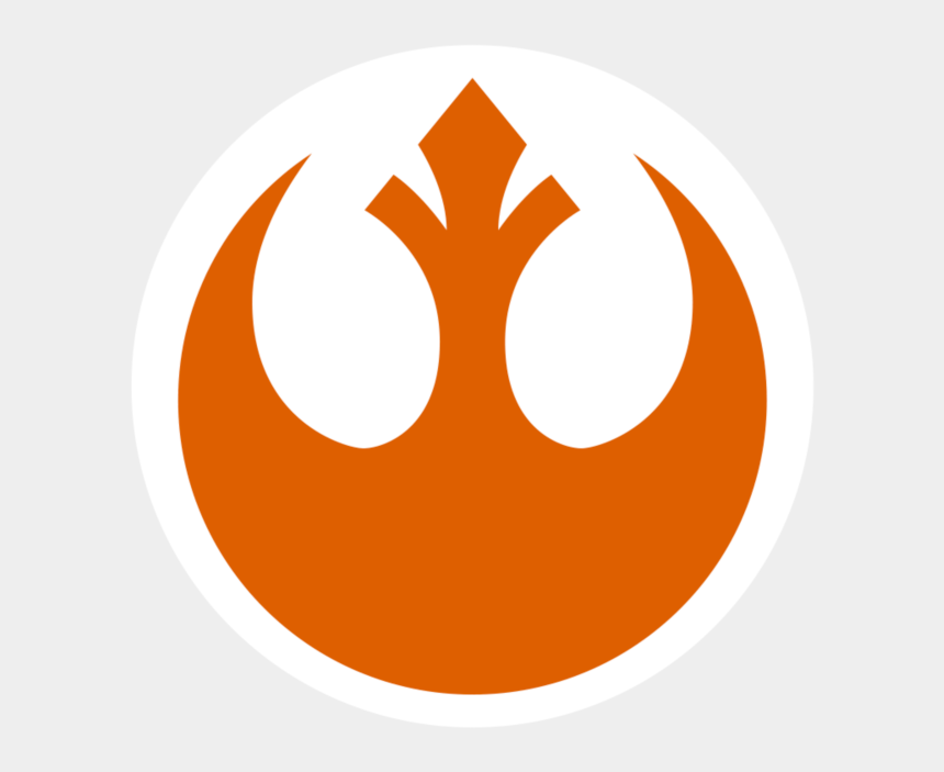 25th amendment clipart, Cartoons - Star Wars The Force Awakens First Order And Resistance - Symbole De La Rébellion Dans Star Wars