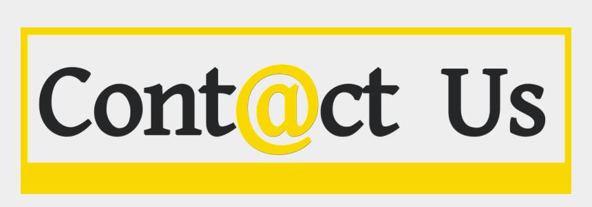 contact us clipart, Cartoons - Contact Us, Facebook, Message - Contact Us Logo Yellow