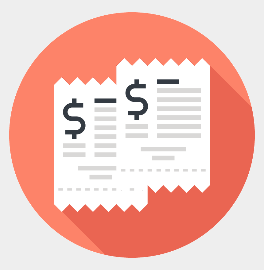 Accounting Icon Png Invoice Flat Icon Png Cliparts