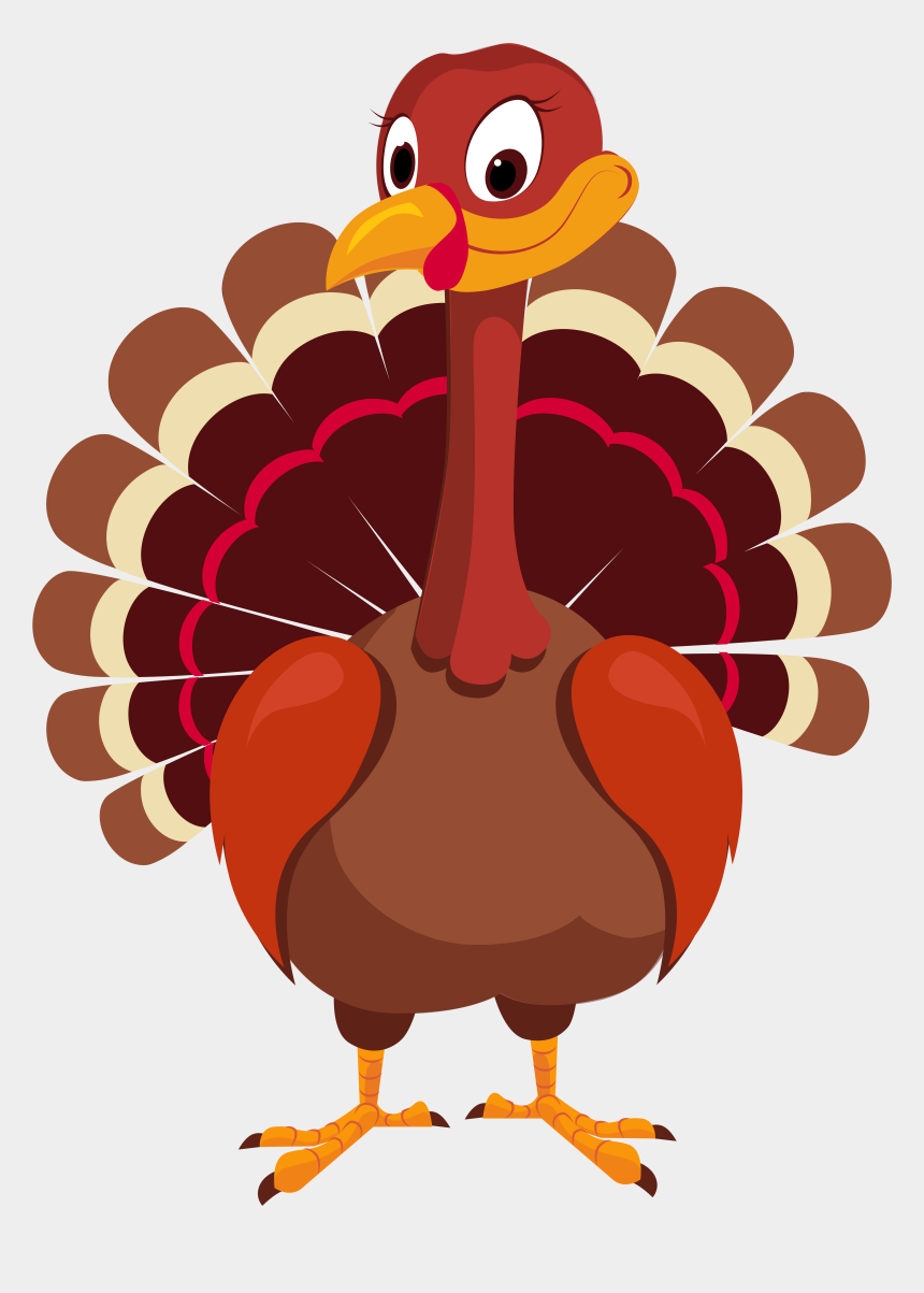 Thanksgiving Turkey Clip Art - Turkey Clipart Png ...