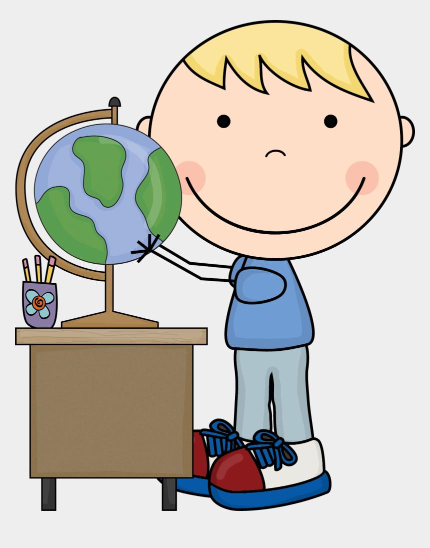 estudiar clipart, Cartoons - Clipart Of Studies, World And Course - Social Studies Clipart Png