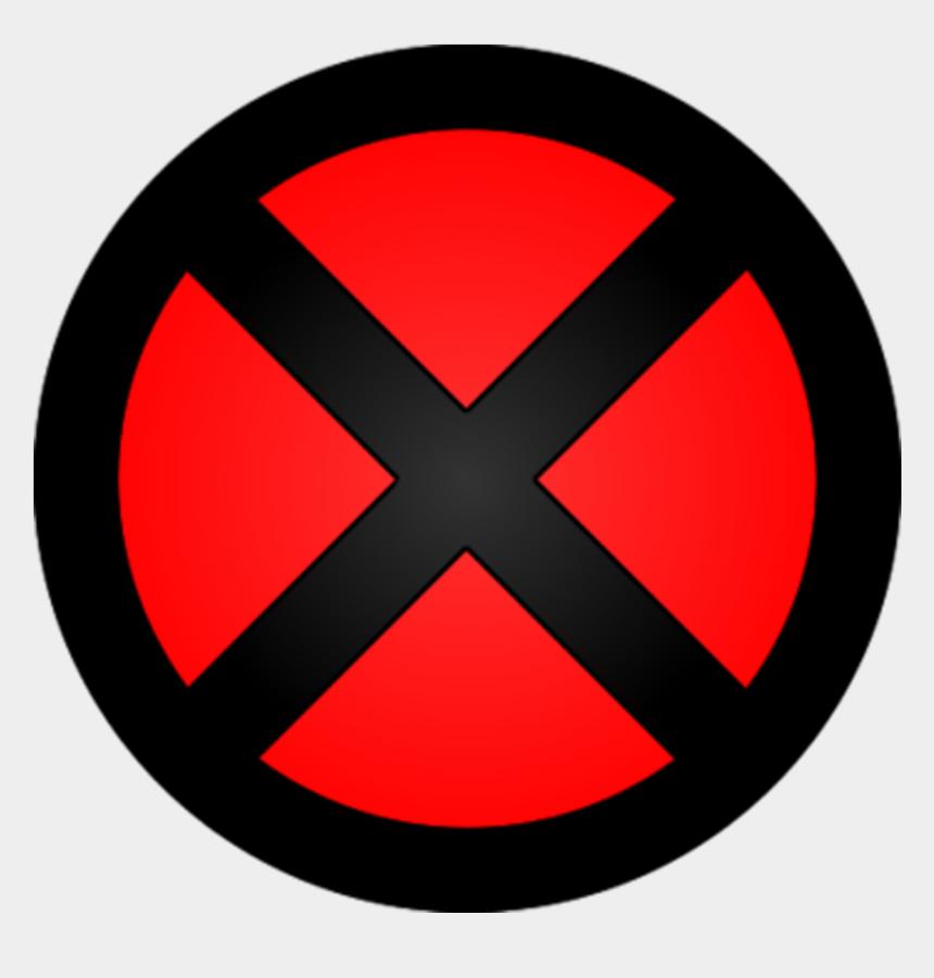x marks the spot clipart, Cartoons - Deadpool Logo Clipart - X-men