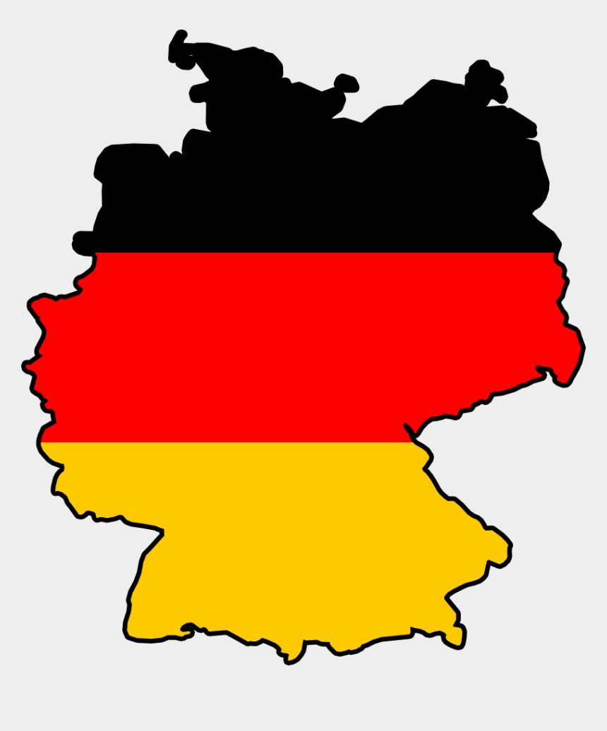 build clipart, Cartoons - I Could Build My Own Landforms - Germany Flag Map