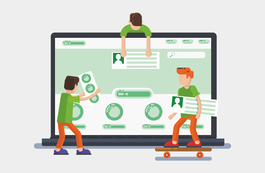 development clipart, Cartoons - Physical Development Clipart - Web Design
