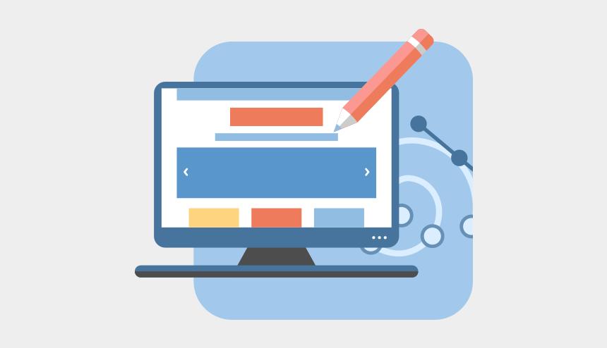 development clipart, Cartoons - When Web - Web Development Clipart Png
