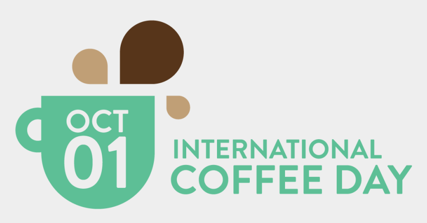 international clipart, Cartoons - International Coffee Day October 1