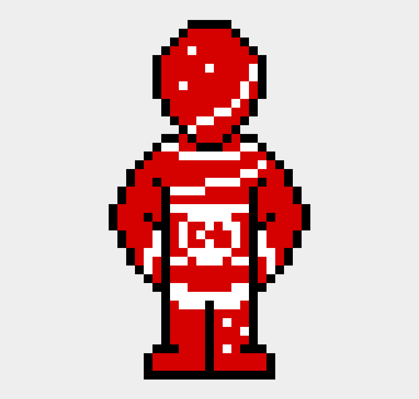 coke can clip art, Cartoons - Pixel Art Deadpool Png