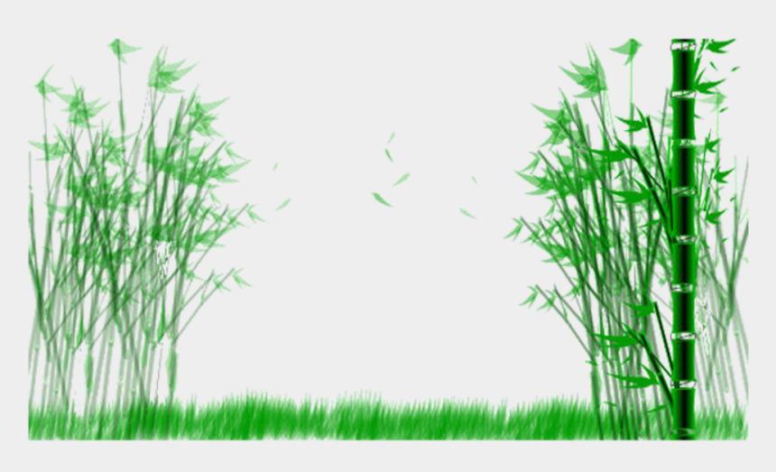 green grass clip art, Cartoons - Ink Wash Painting