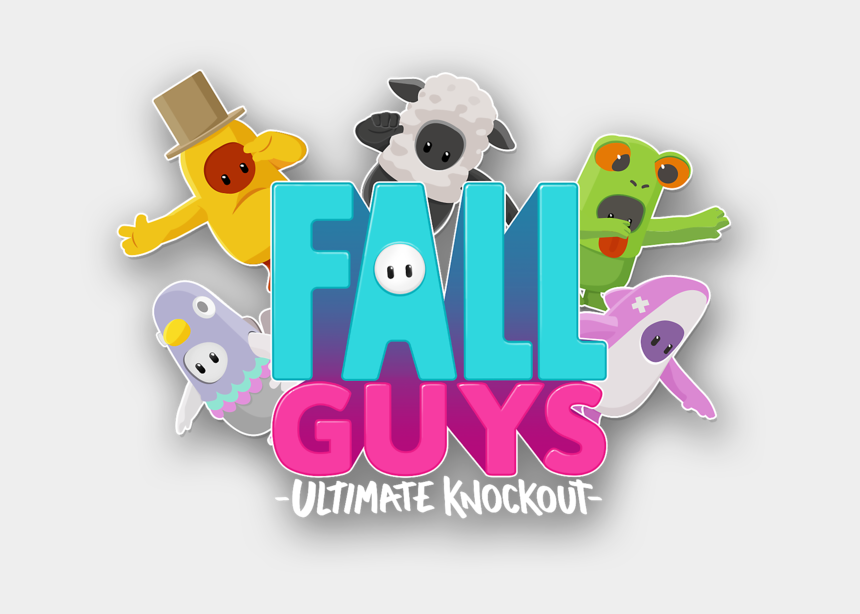 router clip art, Cartoons - Fall Guys Ultimate Knockout Logo - Graphic Design