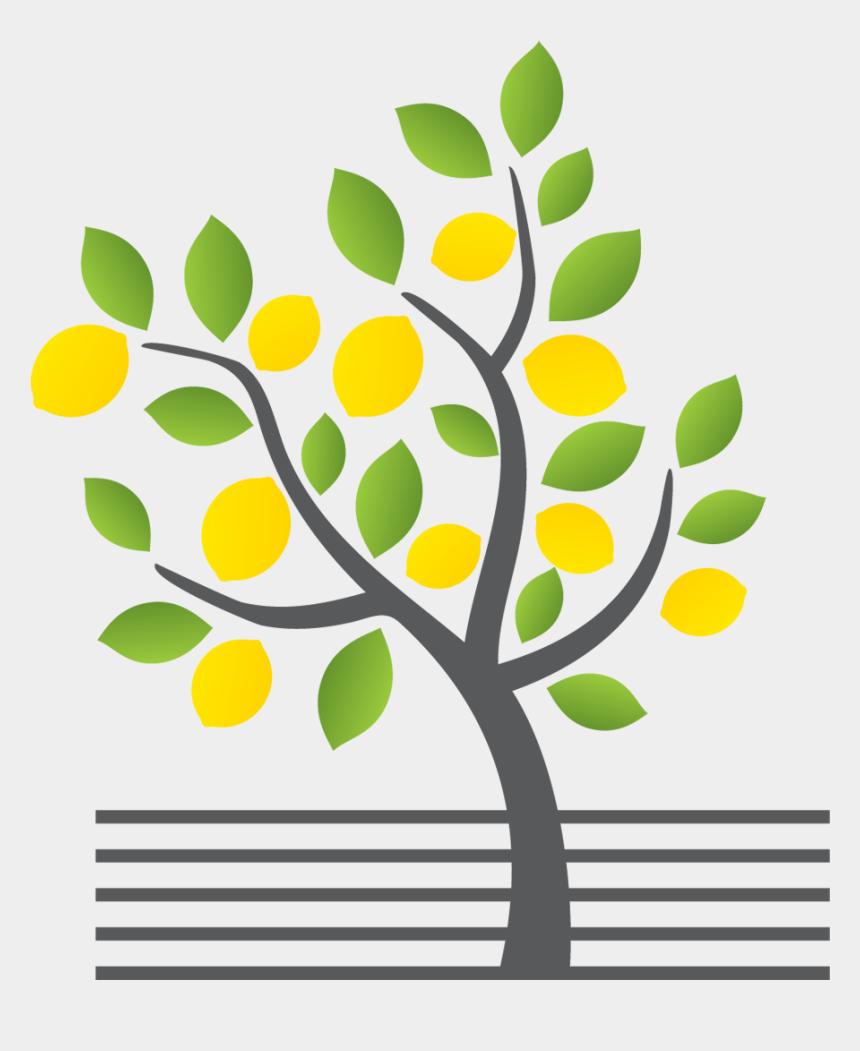 lemon tree clip art, Cartoons - Clip Art