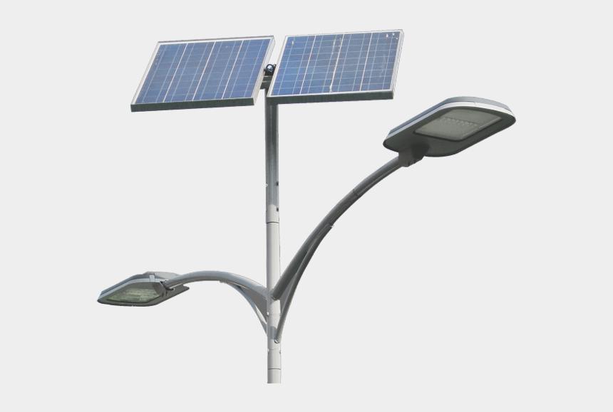 free solar system clipart, Cartoons - Solar Lighting Png Free Download - Solar Street Light Png