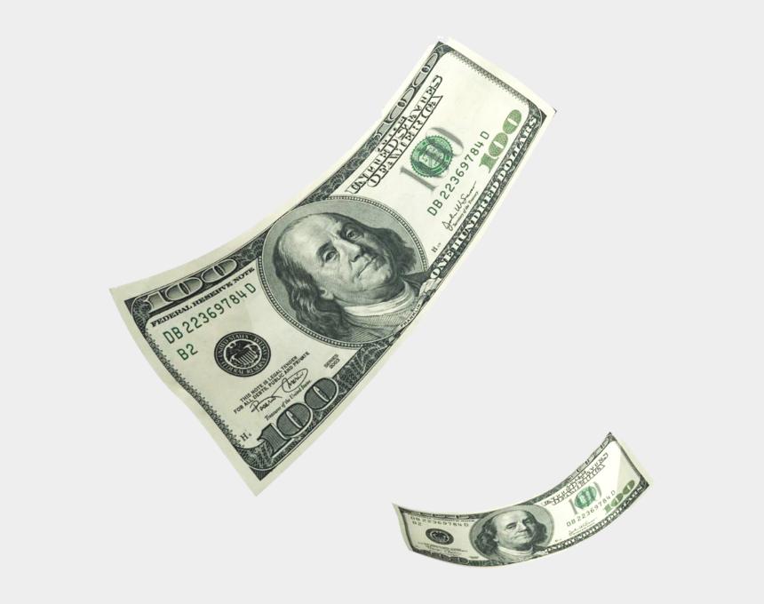 money falling clipart, Cartoons - #falling #hundreds #100 #bills #casg - 100 Dollar Bill Falling