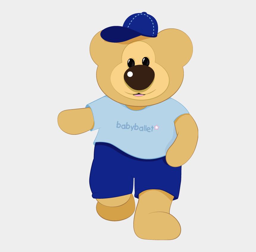 teddy bear head clip art, Cartoons - Teddy The Babyballet Bear - Baby Ballet Twinkle Bear