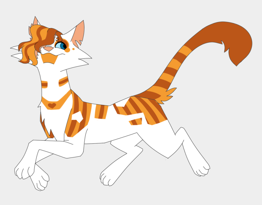 cat angel clip art, Cartoons - Brightpaw Warrior Cats