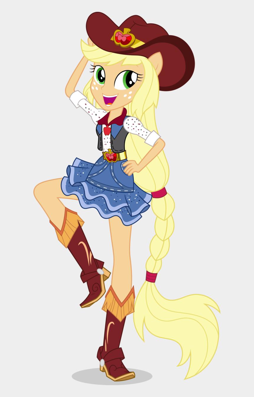 girls dancing clip art, Cartoons - Applejack By Icantunloveyou - My Little Pony Equestria Girls Applejack