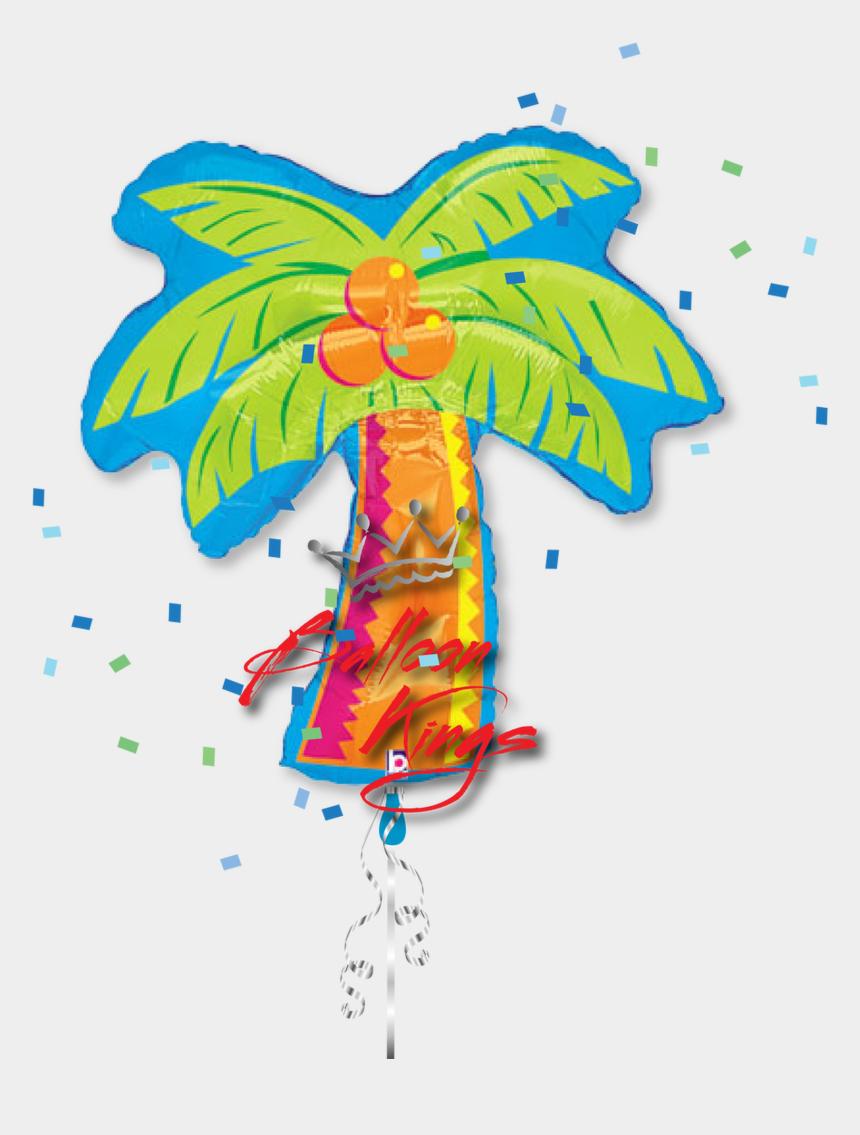 luau palm tree clip art, Cartoons - Palm Tree Shape - Palmera Tropical