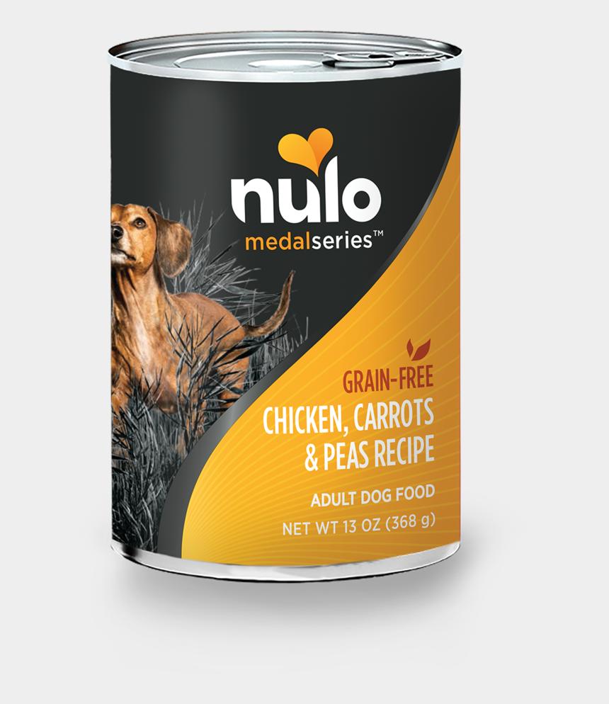 "cans of food clip art, Cartoons - Medalseries Chicken, Carrots & Peas Recipe""  Data Zoom=""//cdn - Nulo Medalseries Adult Dog Food"