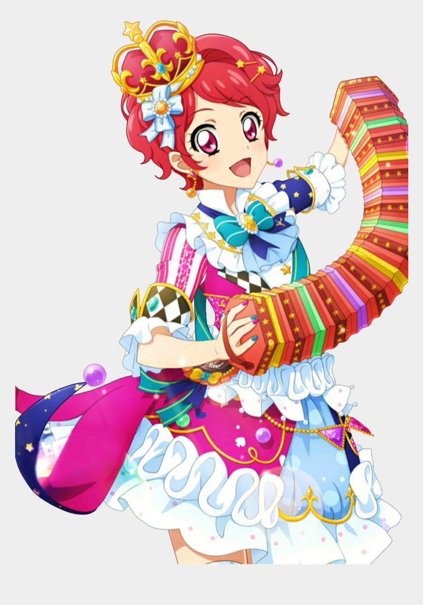 girl getting dressed clip art, Cartoons - Aikatsu Kaede
