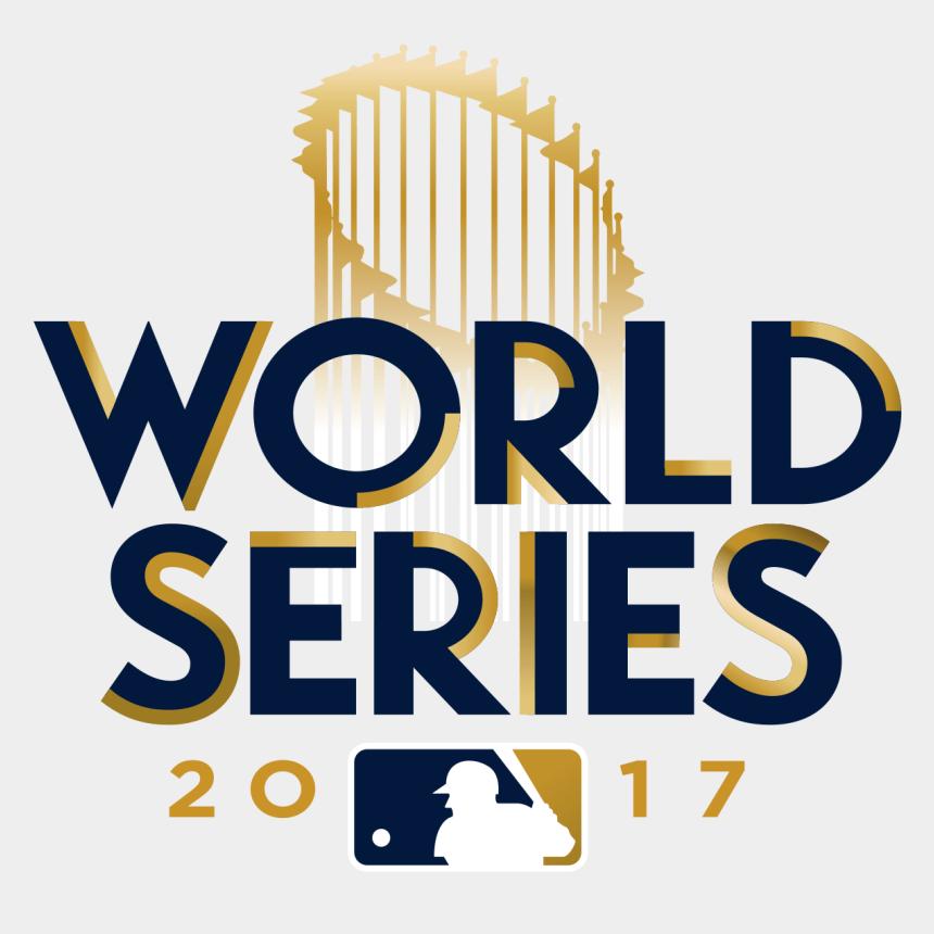 current events clip art, Cartoons - World Series Trophy 2017 Clipart