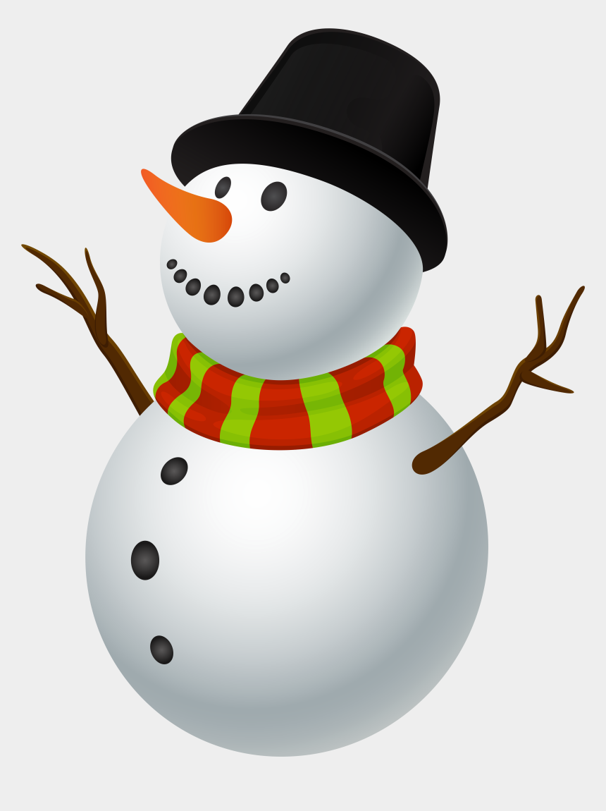 snowman head clip art, Cartoons - Fedora Clipart Snow Man