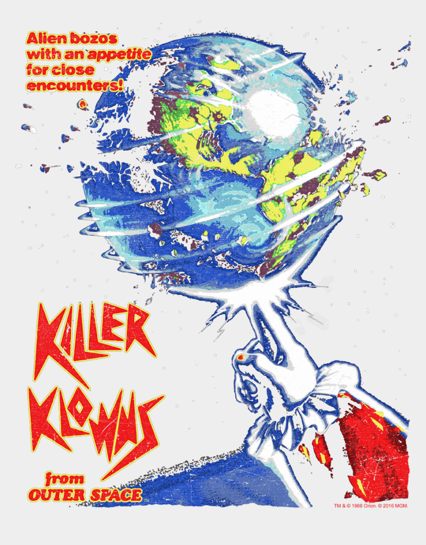space invaders clip art, Cartoons - Killer Klowns From Outer Space Png