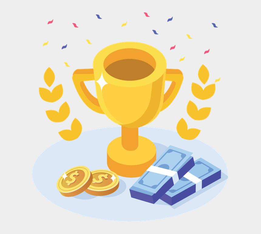 sales contest clip art, Cartoons - Contest Management Software - Team Success Vector