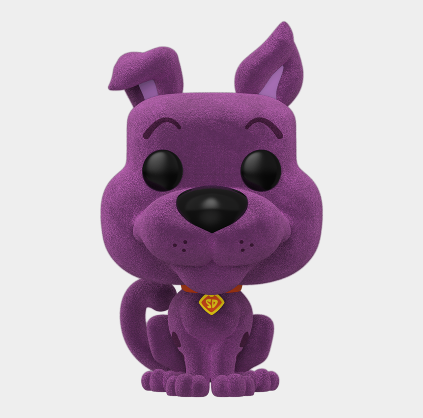 scooby doo mystery machine clip art, Cartoons - Scooby Doo - Scooby Doo Funko Pop Flocked