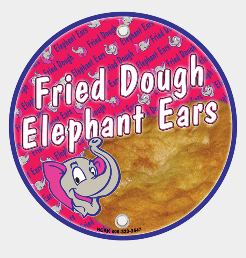 elephant ear clip art, Cartoons - Circle