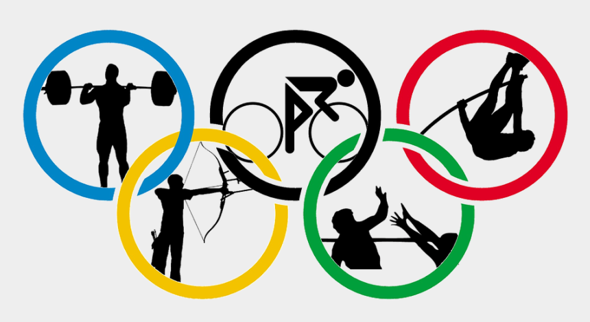 Olympic Logo With Sports Sport Olympic Cliparts Cartoons Jing Fm