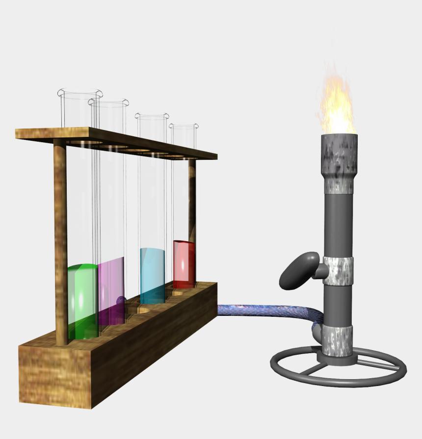 bunsen burner clipart, Cartoons - A Favorite Chemistry Lab - Test Tube Clipart Gif