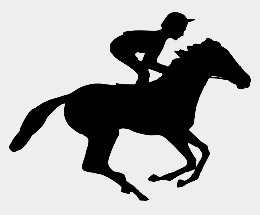 race horses clipart, Cartoons - And Silhouette At Getdrawings Com Free For Ⓒ - Horse And Jockey Silhouette