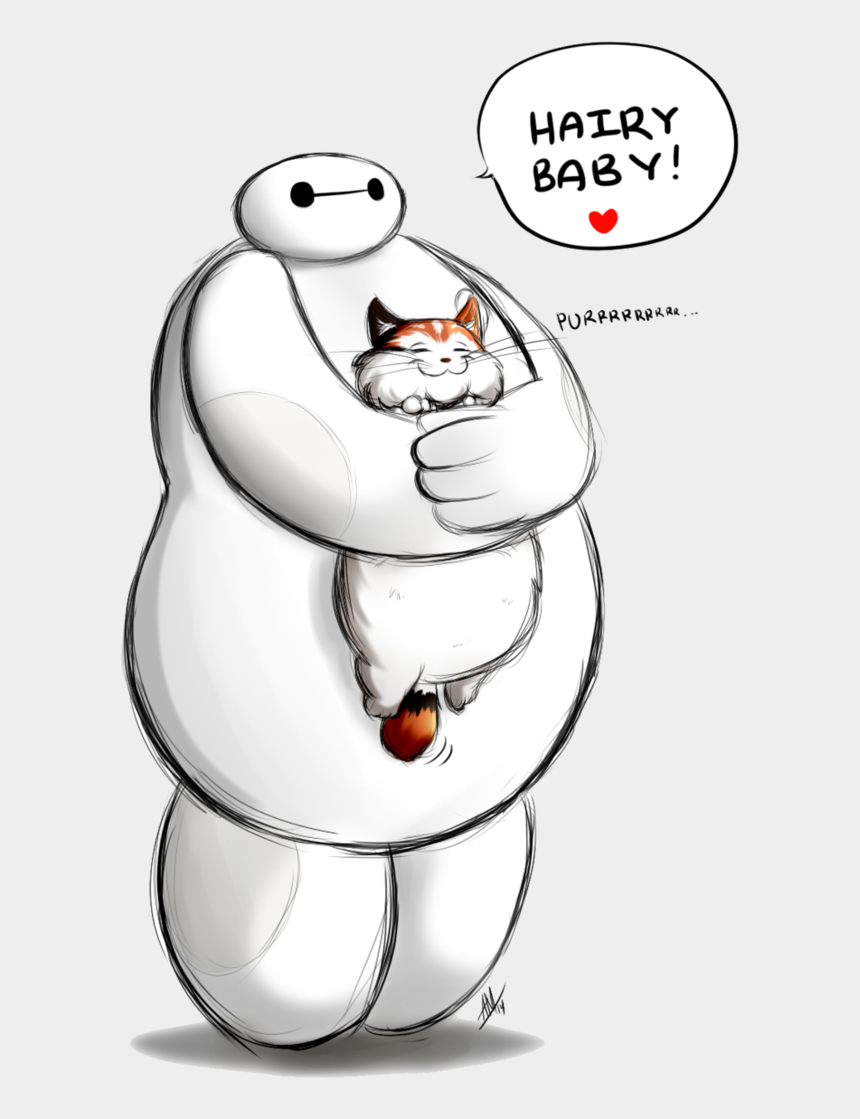 Big Hero 6 Baymax Cat Cliparts Cartoons Jing Fm