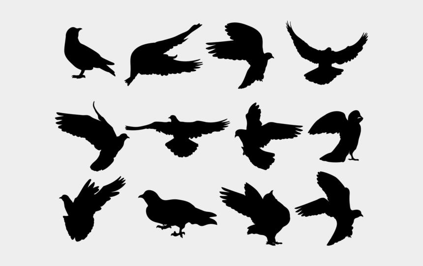 two love birds silhouette clip art, Cartoons - Paloma Silhouettes Vector - Palomas Vector