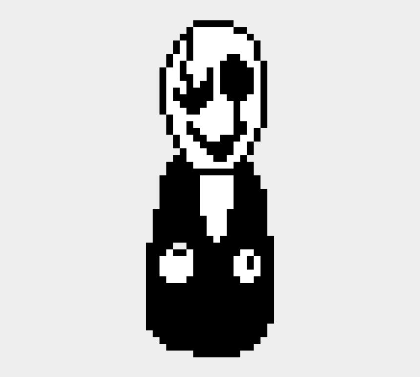 nephi clip art, Cartoons - Pixel Art Undertale Gaster