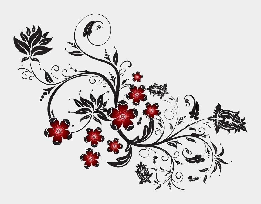 abstract flower clip art, Cartoons - Abstract Flower Png - Abstract Vector Design Flower