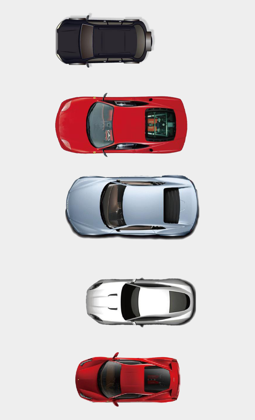 bed clipart top view, Cartoons - Car Top View Hd Image Free Png Clipart - Top View Car Images Png