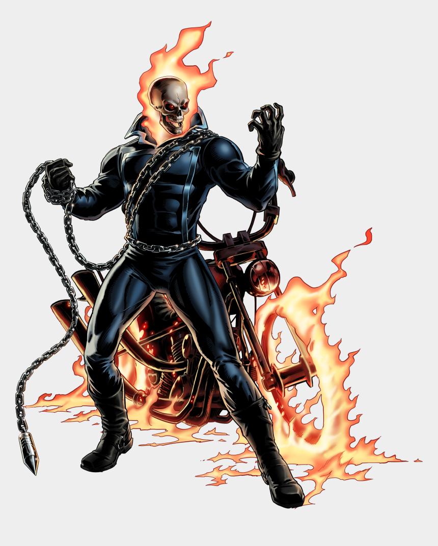 ghost rider clip art, Cartoons - Clipart Skull Ghost Rider - Ghost Rider Marvel Comics
