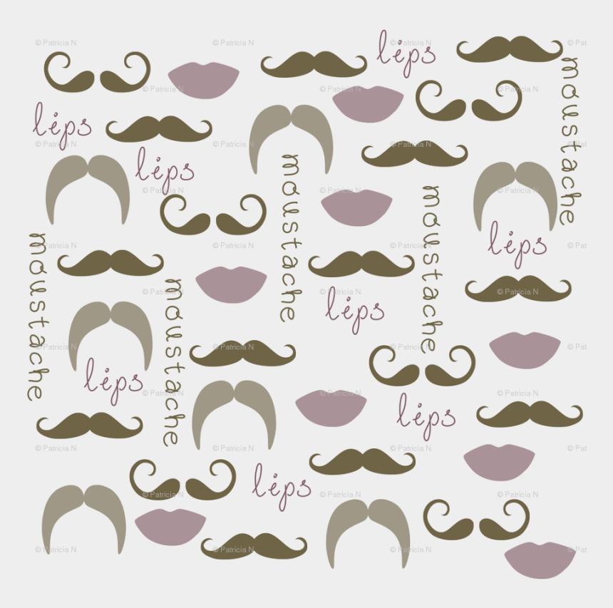 mustache and lips clip art, Cartoons - Mustache And Lips Clip Art - Mustache And Lips
