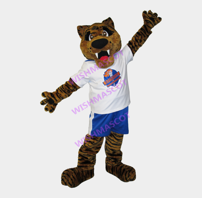 tiger mascot clip art, Cartoons - Bayridge Secondary School Mascot