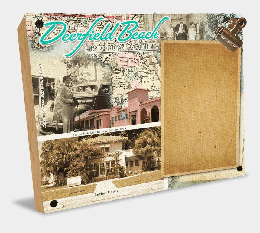 house frame clip art, Cartoons - Deerfield Beach Historical Society - Plywood