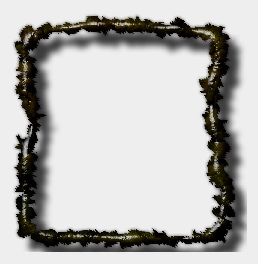 halloween frames clip art, Cartoons - Halloween Frame Png 800 X - Picture Frame